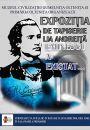 """Oltenita: vernisajul EXPOZIȚIEI DE TAPISERIE """"Eminescu a existat…"""", aparținând artistului plastic LIA-MARIA ANDREITA"""