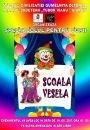 """Oltenița: un moment de teatru pentru copii, """"Școala Veselă""""."""