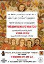 """Oltenița: expoziția de icoane """"Mărturisind pe Hristos"""""""